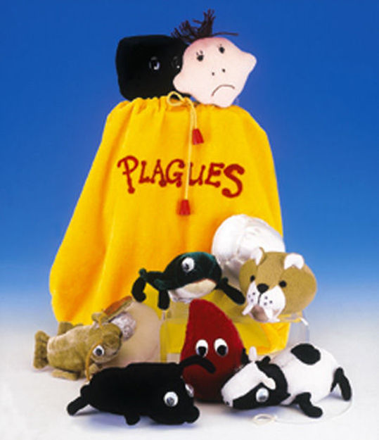 Picture of #200 Plagues (Set of 10)