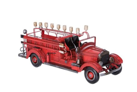 Picture of #218 Old Time Fire Wagon