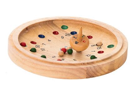 Picture of #319 Dreidel Roulette Game