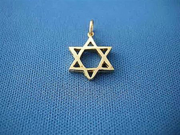 Picture of #G115 Classic Star of David