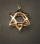 Picture of #G135 Geo Star of David