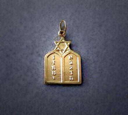Picture of #G318 Adorned Ten Commandments