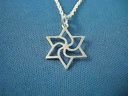 Picture of #S118 Star of David