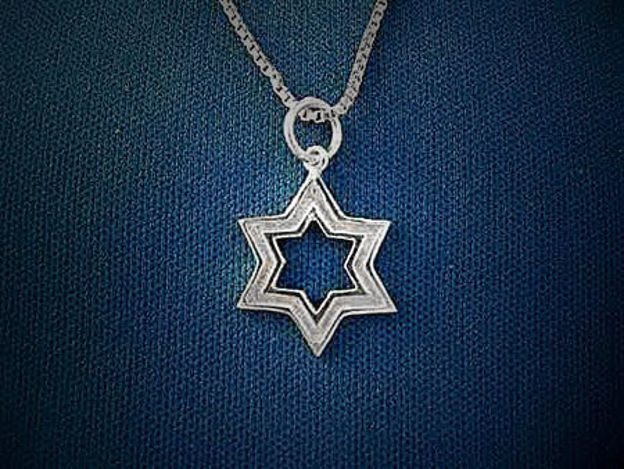 Picture of #S120 Star of David