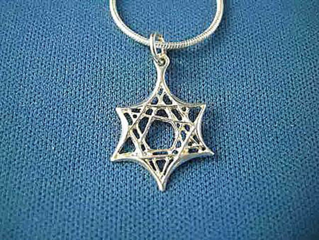 Picture of #S121 Star of David