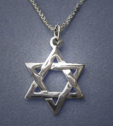 Picture of #S122 Star of David Classic