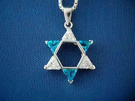 Picture of #S180 Star of David