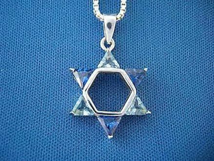 Picture of #S181 Star of David