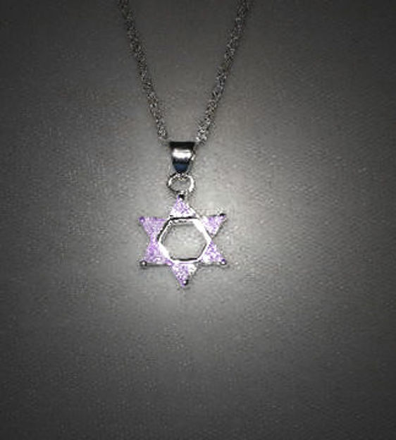 Picture of #S193L Star of David