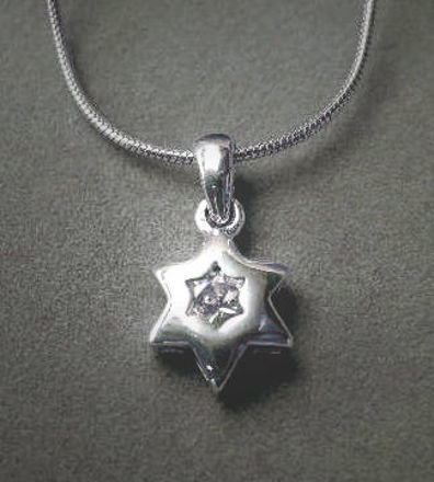 Picture of #S721 Star of David