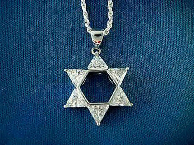 Picture of #S727 Star of David