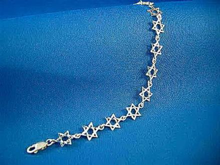 Picture of #SB-4 Star Bracelet