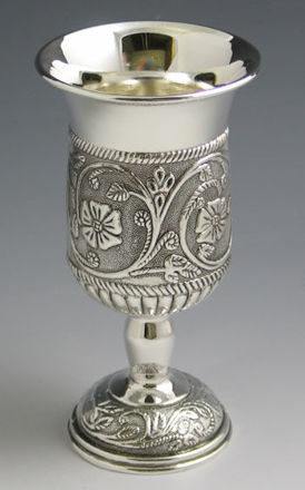Picture of #1136 Kiddush Cup Flower