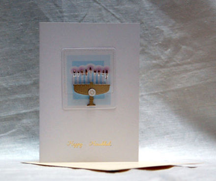 Picture of #796 Hanukkah Greeting Card