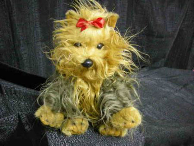 Picture of Plush Yorkie