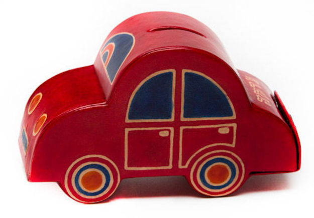 Picture of #099-2 Cashbah Beetle - Car