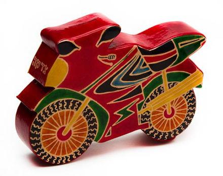 Picture of #099-3 Cashbah Vroom!! - Bike