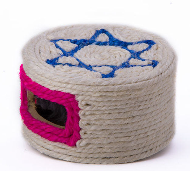 Picture of #923 Cat Scratching Post
