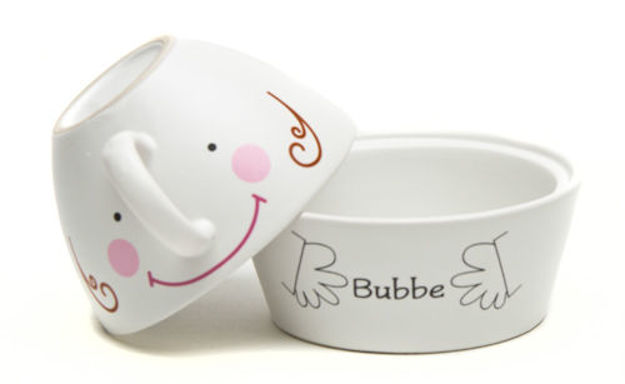 Picture of #849 Coffee & Cookie Set Bubbe