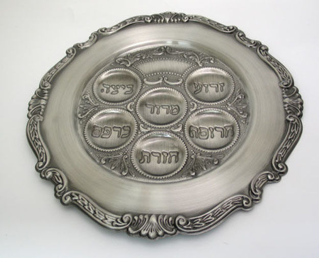 Picture of Seder Plate