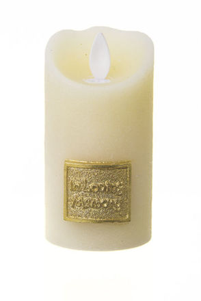 Picture of #564 IV LED In Loving Memory Ivory