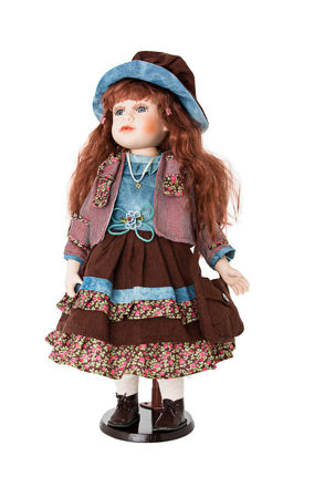Picture of #275D Sharon Doll