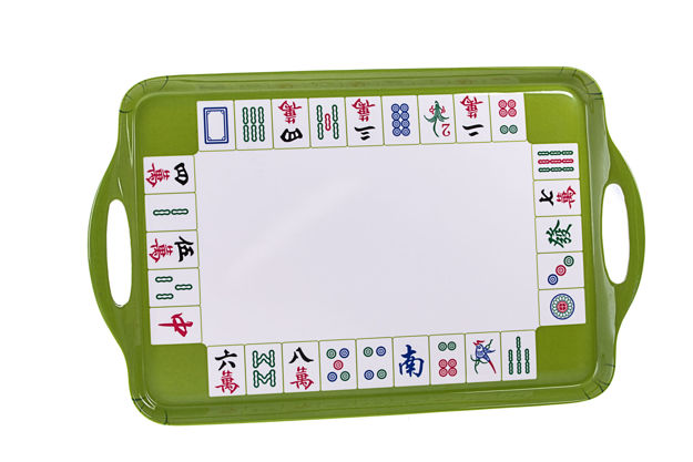 Picture of #413S Mah Jongg Serving Tray