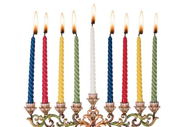 Picture of #569 Channukah Candles