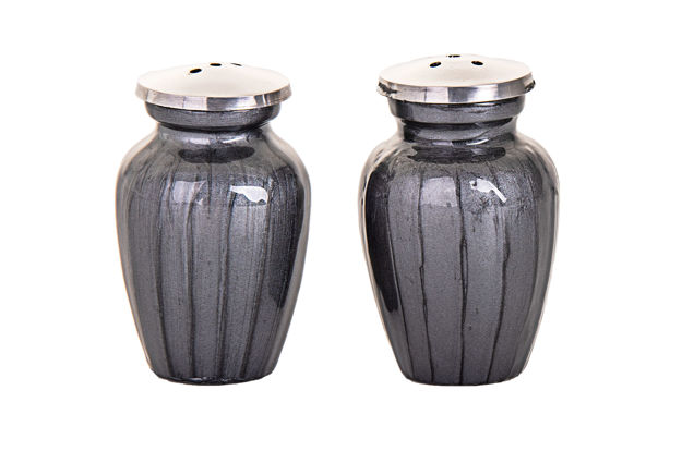 Picture of #3003-GR Salt and Pepper Smoke-Dark Grey
