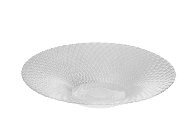 Picture of #1210-W Round Bowl white