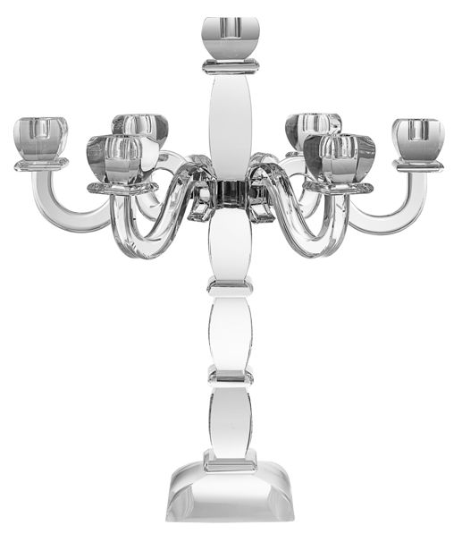 Picture of #16427-C Candelabra Crystal  7 Branches