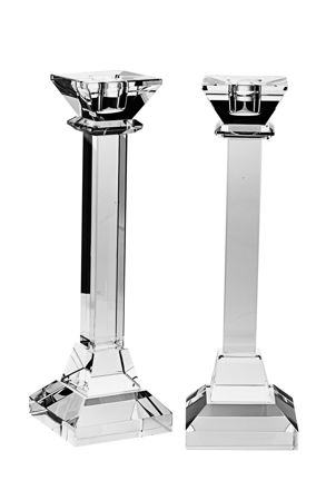 Picture of Crystal  Candlestick