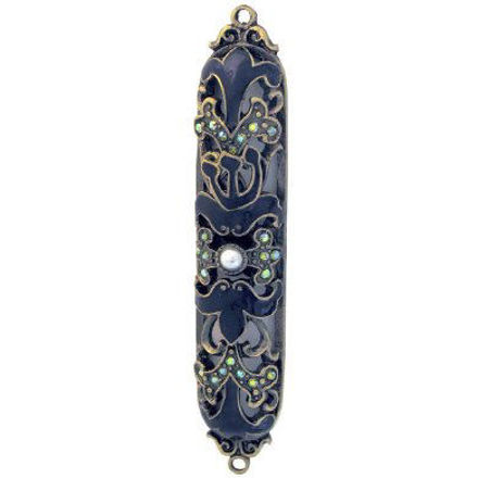 Picture of #4934 Mezuzah Jeweled