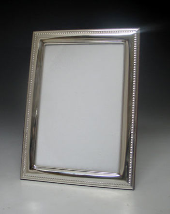 Picture of #1049-5 Picture Frames Sterling Silver 8x10
