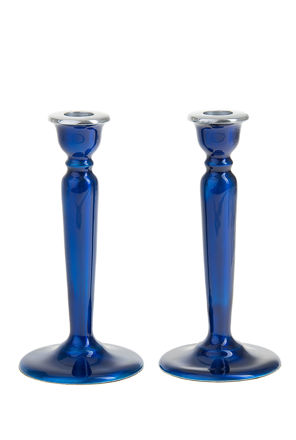 Picture of G100-BL Candle Stick Enamel Blue